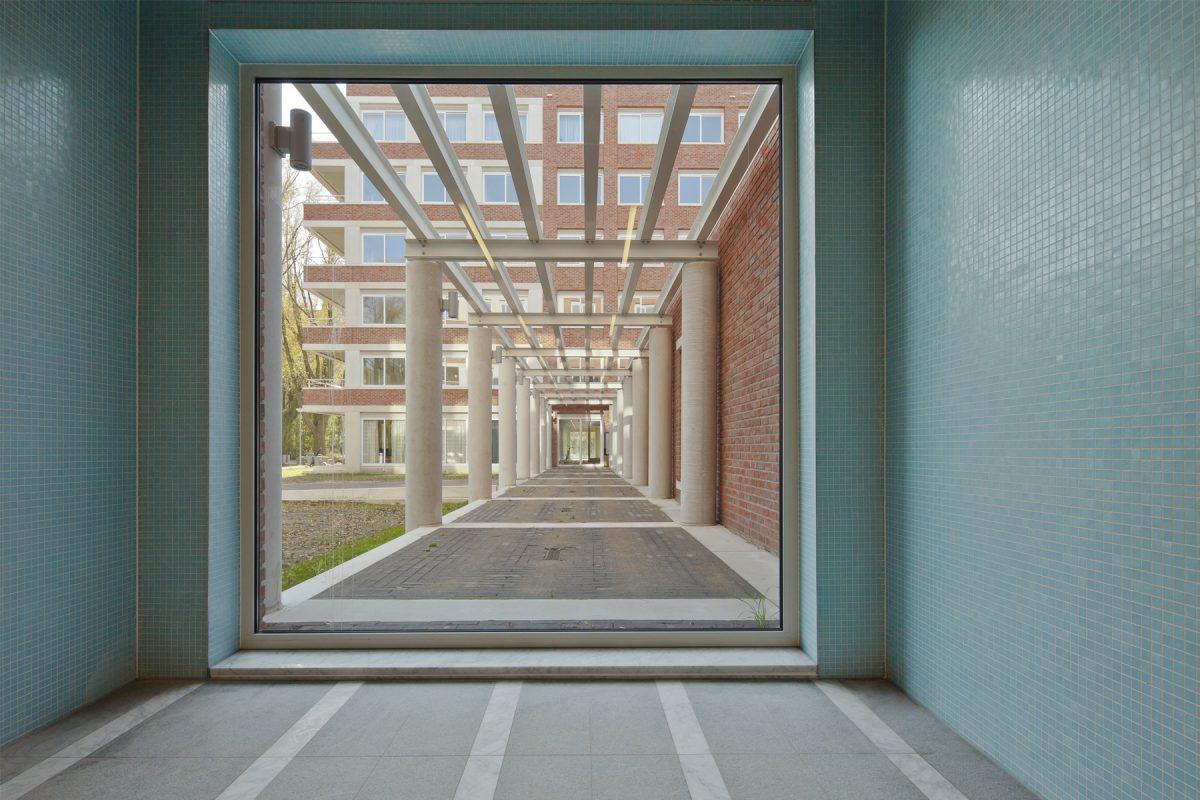De Nijl Architecten - Woongebouwen Burghsluissingel