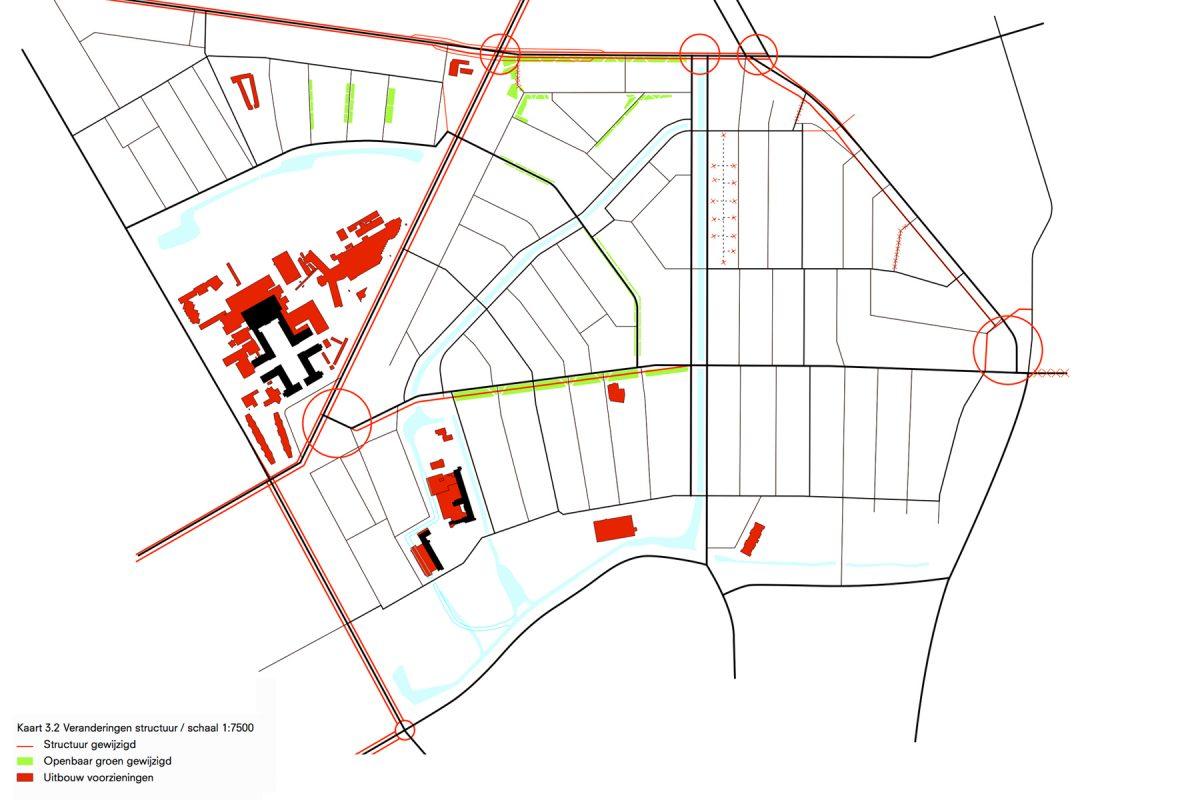 De Nijl Architecten - Cultuurhistorische verkenning Vreewijk