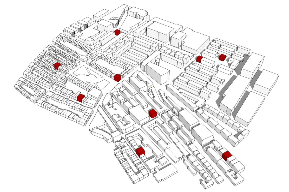De Nijl Architecten - Stadsbouwgroepen veroveren de stad