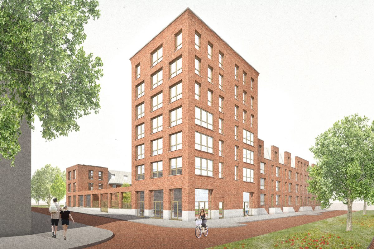 De Nijl Architecten - Stadsbouwgroep Overmaat