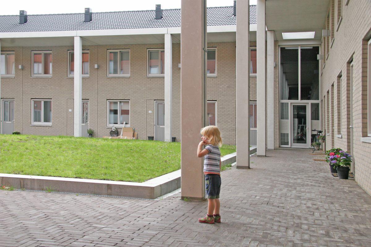 De Nijl Architecten - De Kleine Hof