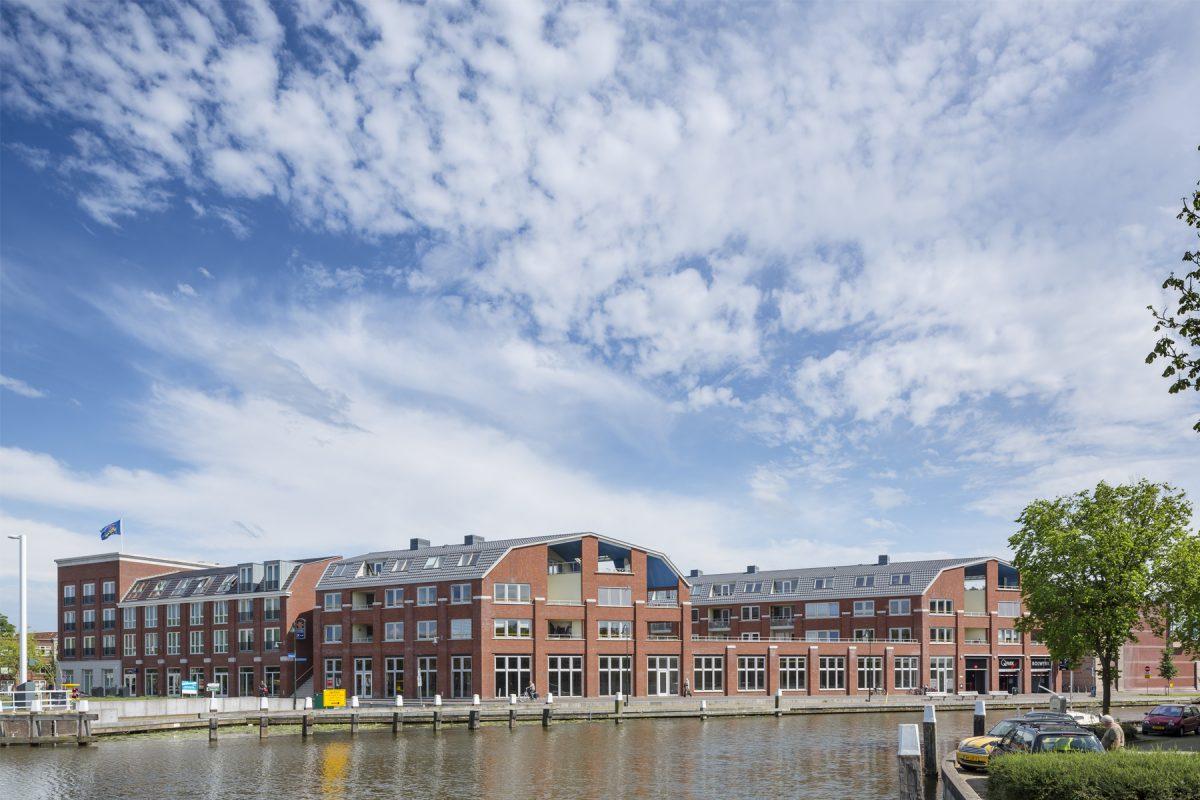 De Nijl Architecten - Stadsblok Bolwerk Gouda