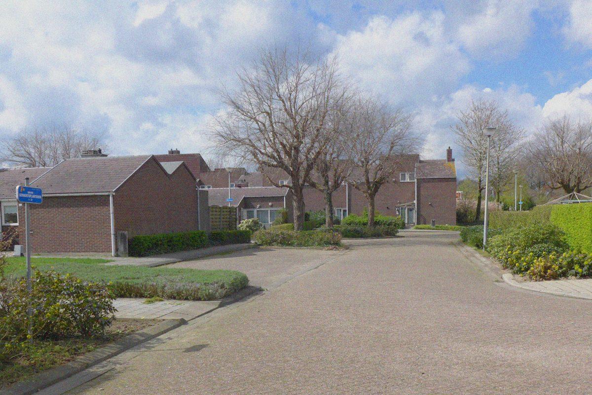 De Nijl Architecten - Inbreidingsproject Baarle-Hertog