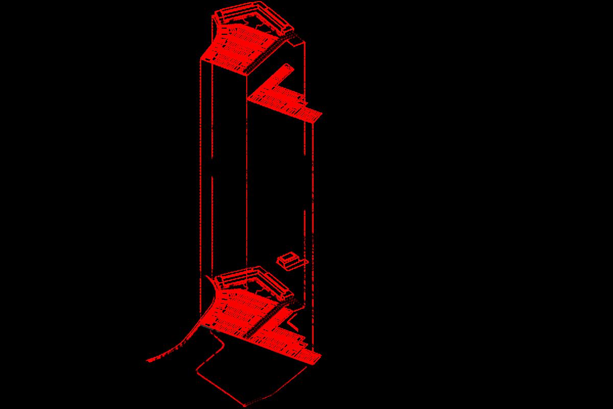 De Nijl Architecten - Labo XX, Verdichten en vervlechten