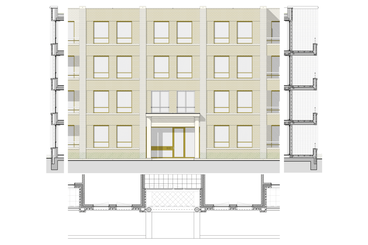 De Nijl Architecten - Woonpark Jos van Geellaan
