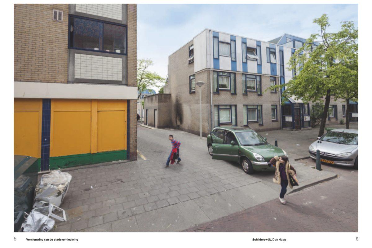 De Nijl Architecten - Vernieuwing van de stadsvernieuwing